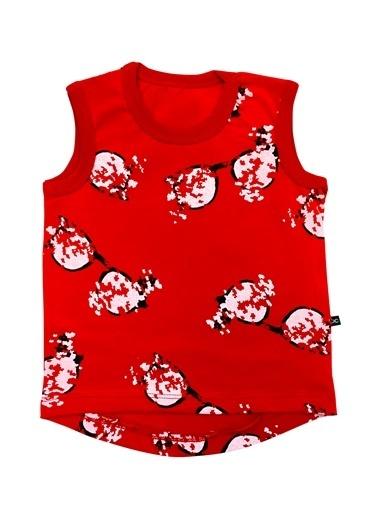 By Leyal For Kids Tişört Kırmızı